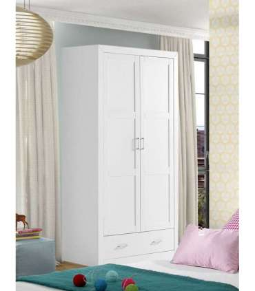CLOSET WARDROBE 2 DOORS JUVENILE OR MARRIAGE