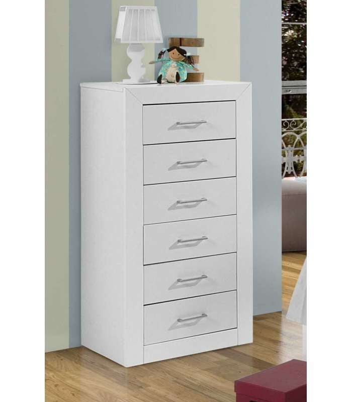 Tallboy 6 drawers