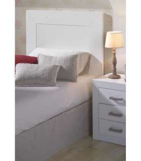 Headboard 90 for bedroom and white bedroom