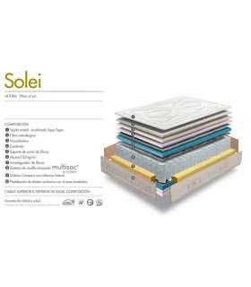 Colchón Solei de Sonpura en varias medidasSonpura Colchones