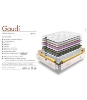 Colchón Gaudi de Sonpura en varias medidasSonpura Colchones