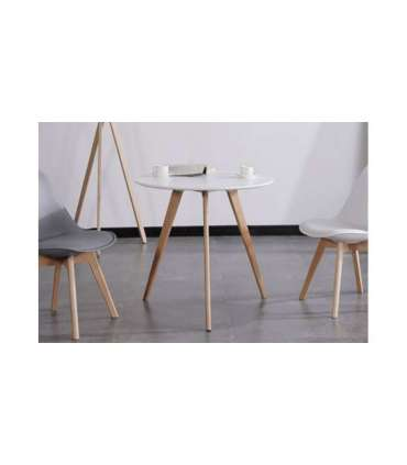 copy of Md-Nordika rectangular table in two white sizes