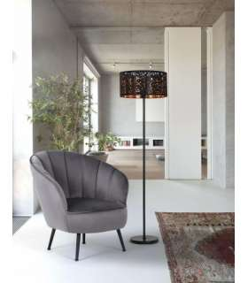 Dunia upholstered armchair