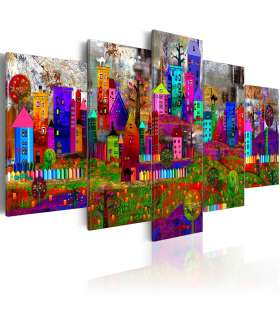 Cuadro - The City of Expression - Imagen 1