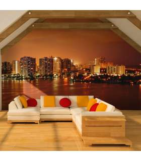 Fotomural - Welcome to Miami - Imagen 1