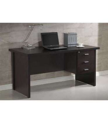 DESK 3 DRAWERS TWO COLORS AVAILABLE