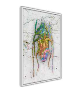 Póster - Iridescent Insect - Imagen 1