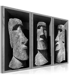 Cuadro - The Mystery of Easter Island - Imagen 1
