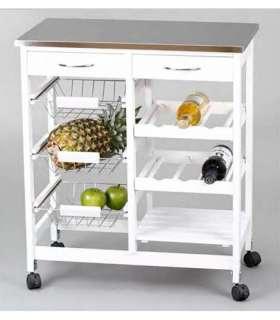 Carro cocina completo inoxidable - Auxiliares -  -  KitCloset -  - mueblesbaratos.com.es