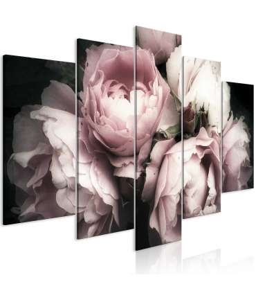 Cuadro - Smell of Rose (1 Part) Wide - Imagen 1