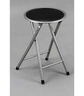 ALTOGETHER 4 FOLDING STOOLS, THREE COLORS AVAILABLE