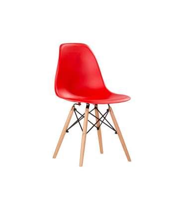 PDCOR Sillas de salón pack 4u. Pack 4 sillas Ines en acabado