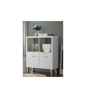 HIGH SIDEBOARD VERONA 2 SHELVES 2 DOORS