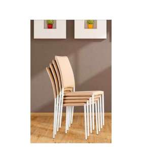 PACK 4 COMET OFFICE / DINING ROOM CHAIRS