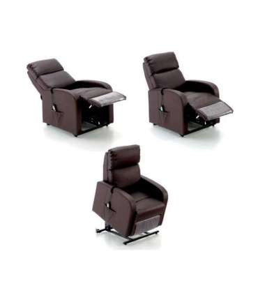 Sillon relax electrico power lift.Mbtic Sillon relax Tapiceria