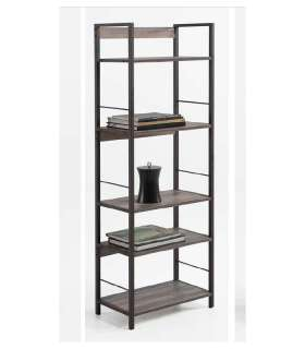 STYLO SHELVING 5 SHELVES NARROW 180 X 60 X 35