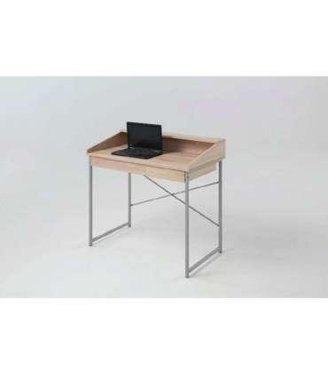Mesa de escritorio Kala pequeña 1 cajón.KitCloset Mesas