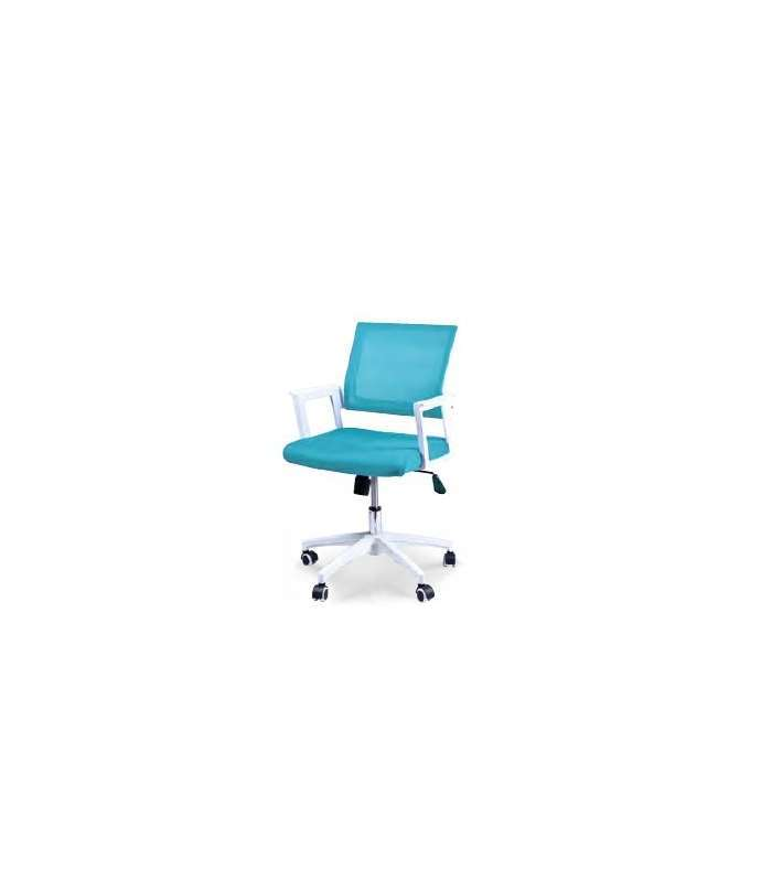 Silla despacho giratoria elevable 4 colores