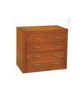 SOLID WOOD CHEST OF DRAWERS YOUTH BEDROOM OR MARRIAGE