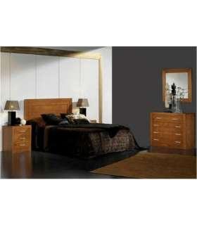Conjunto Dormitorio Matrimonio I Kinus-Nova